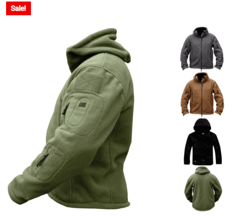 Get A Tactical Jacket For A Perfect Fishing Day