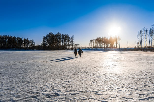 Ice Fishing Isn't an Easy Task For You