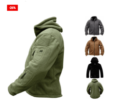 Fishing Clothing Tactical Jacket