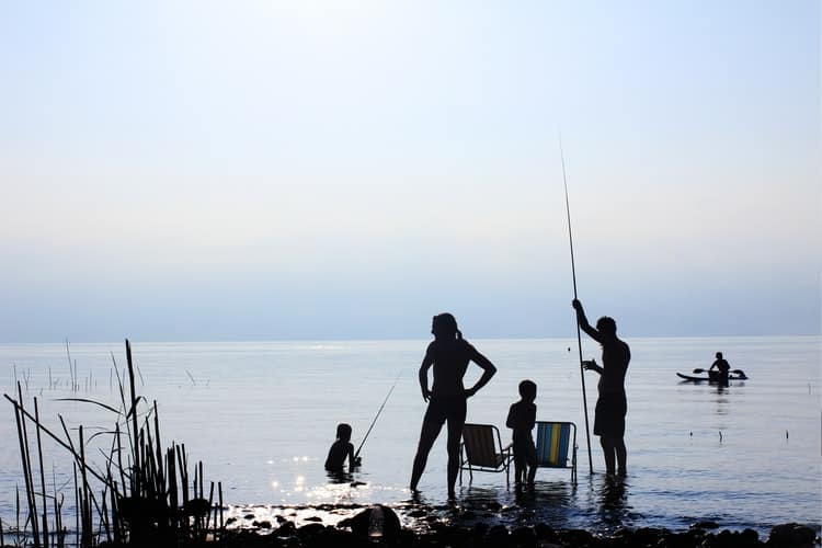 Family Fishing? General Thoughts On This