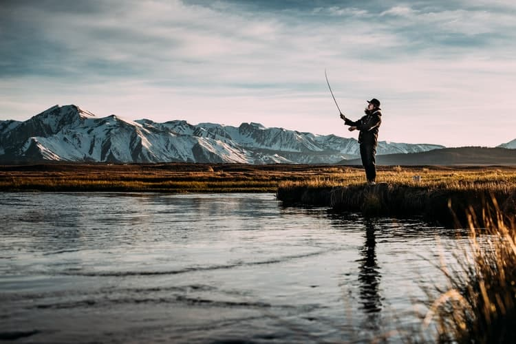 Fishing Techniques -  Learning Trout Fishing