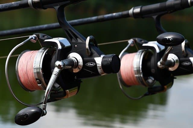 A two wide reel